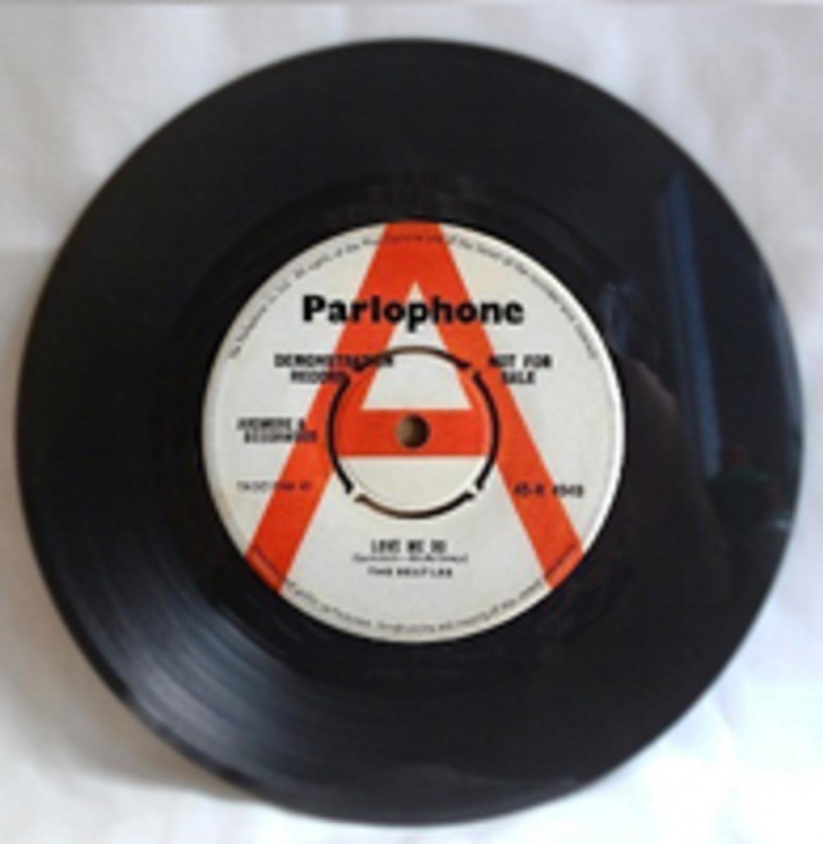 Beatles demo single