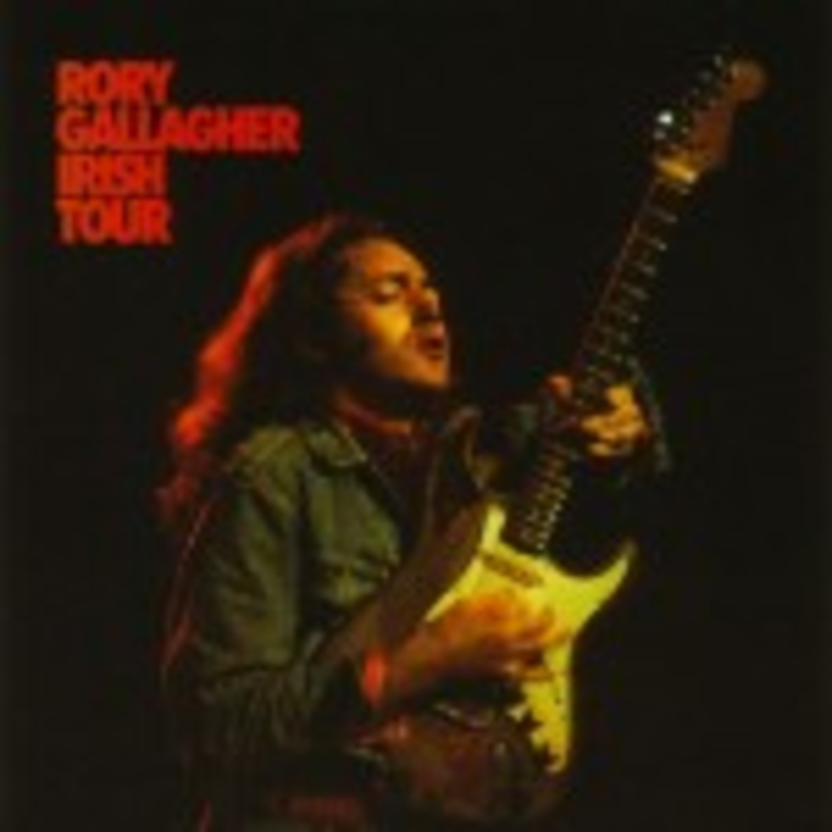 Rory Gallagher Irish Tour CD