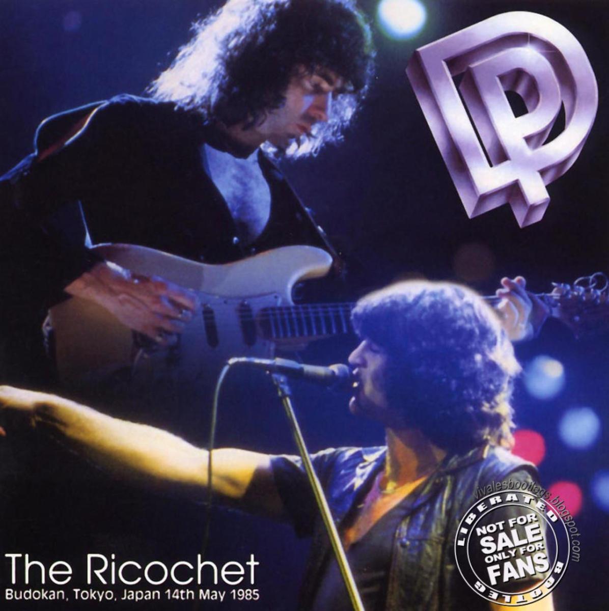 Deep Purple Richochet Bootleg