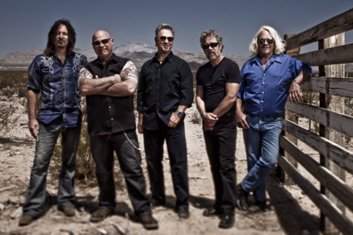 Creedence Clearwater Revisited 2013