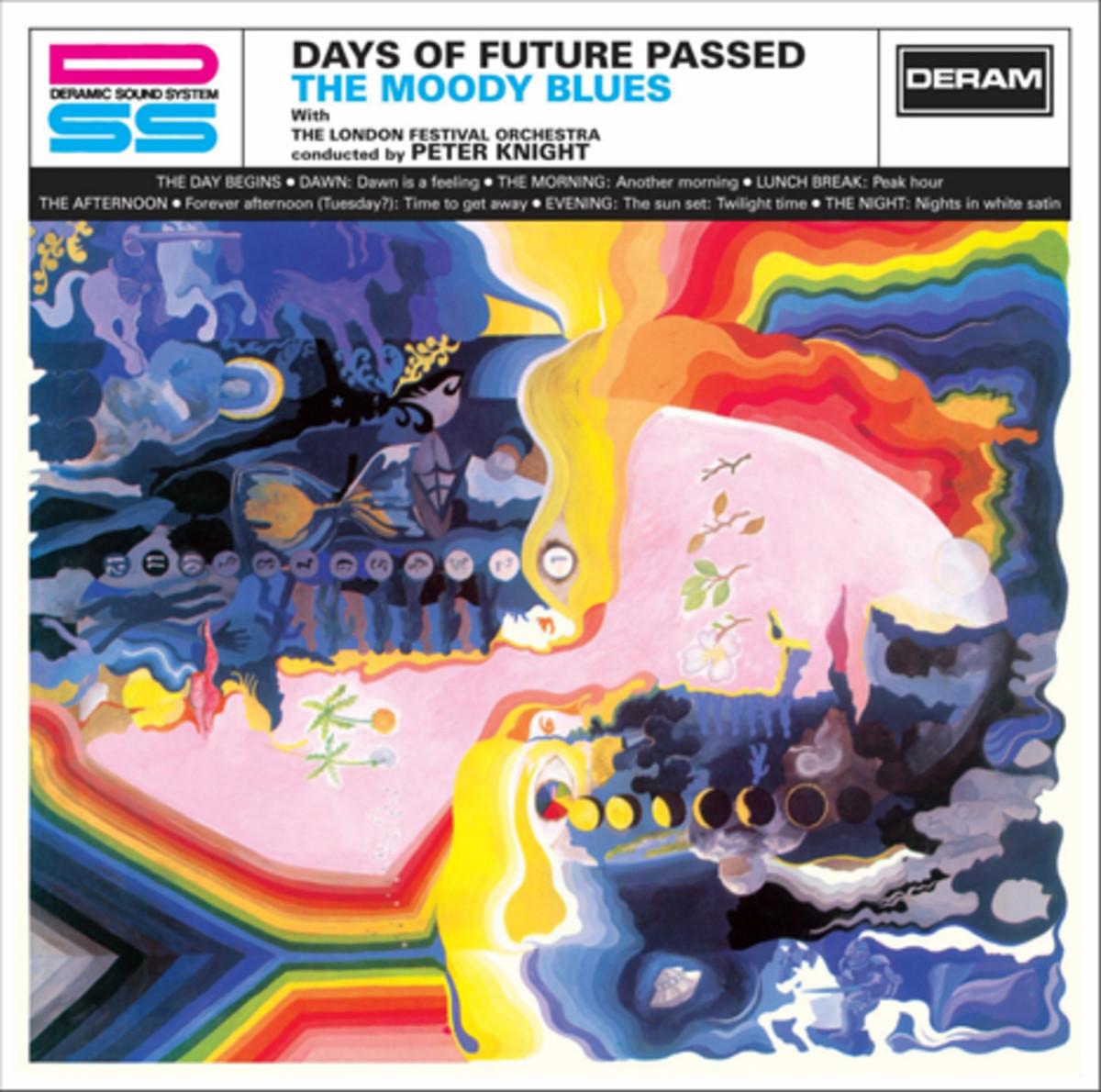 The Moody Blues Days of Future Passed album