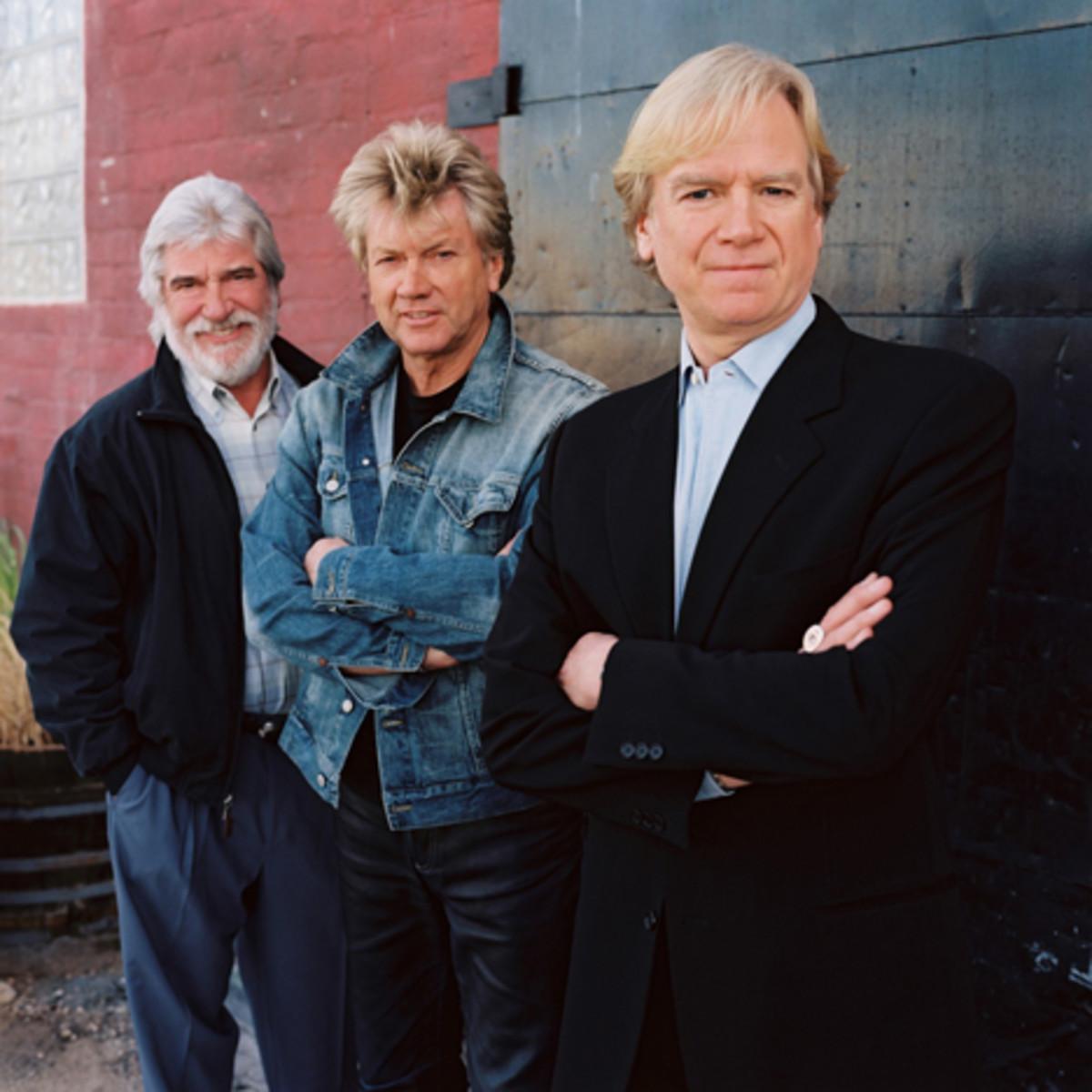 Moody Blues publicity photo