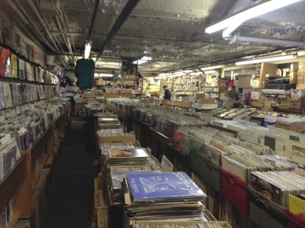 In Your Records Cambridge Massachusetts