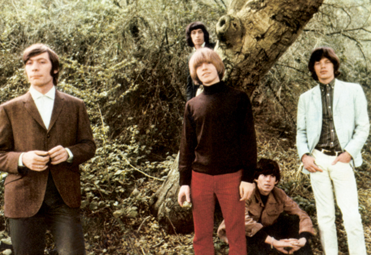 Rolling Stones Gered Mankowitz/ABKCO Records