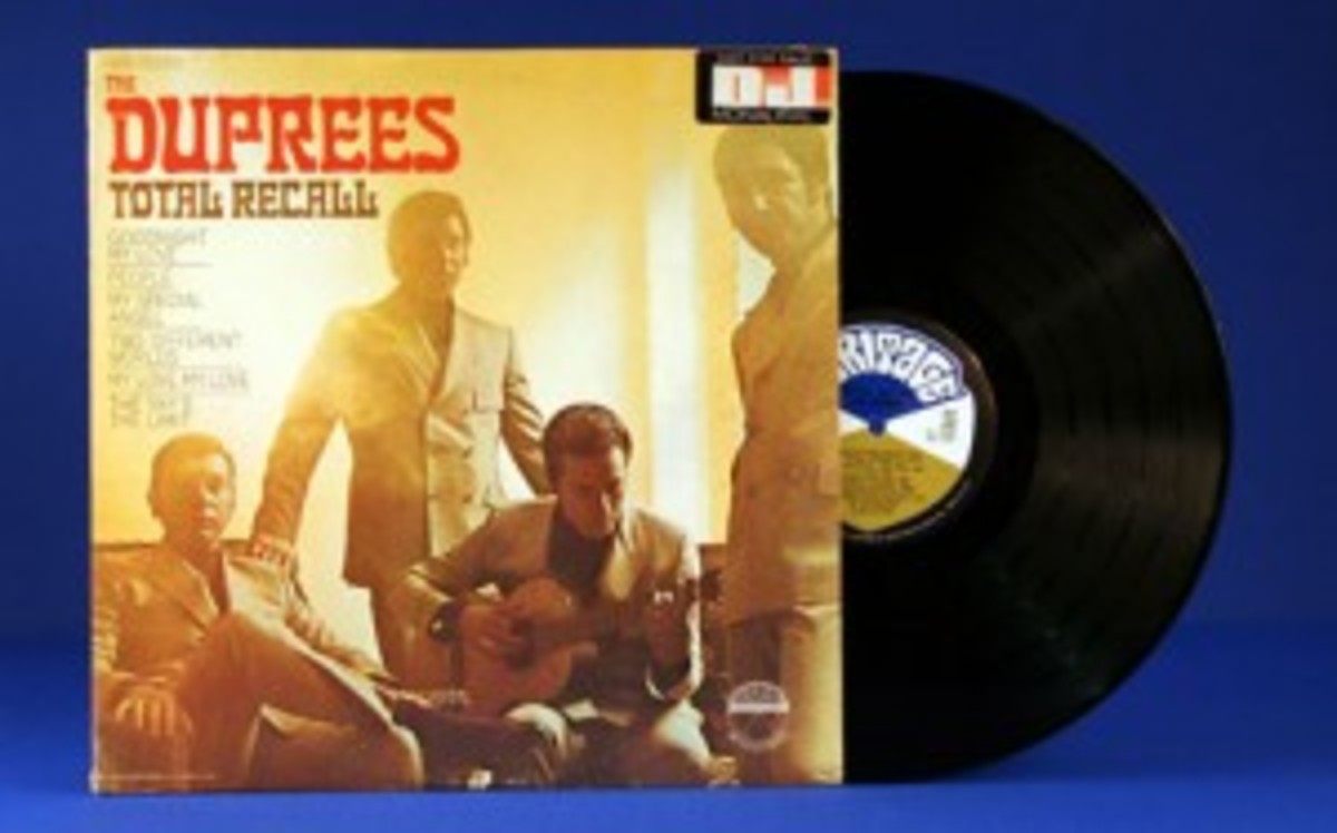 The Duprees 1968 album