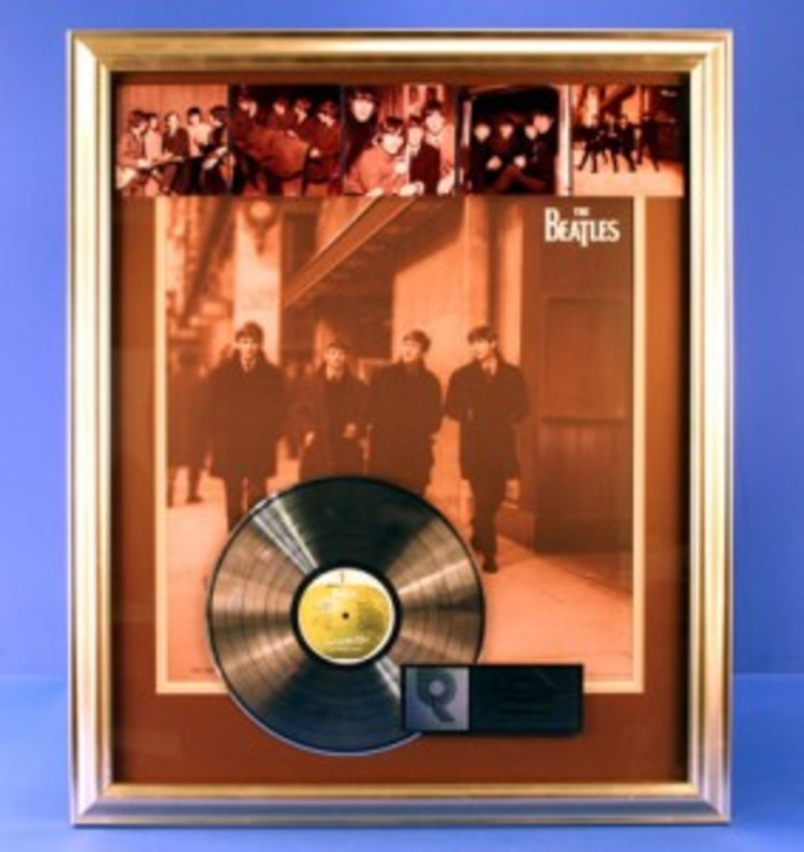 Beatles BBC Award