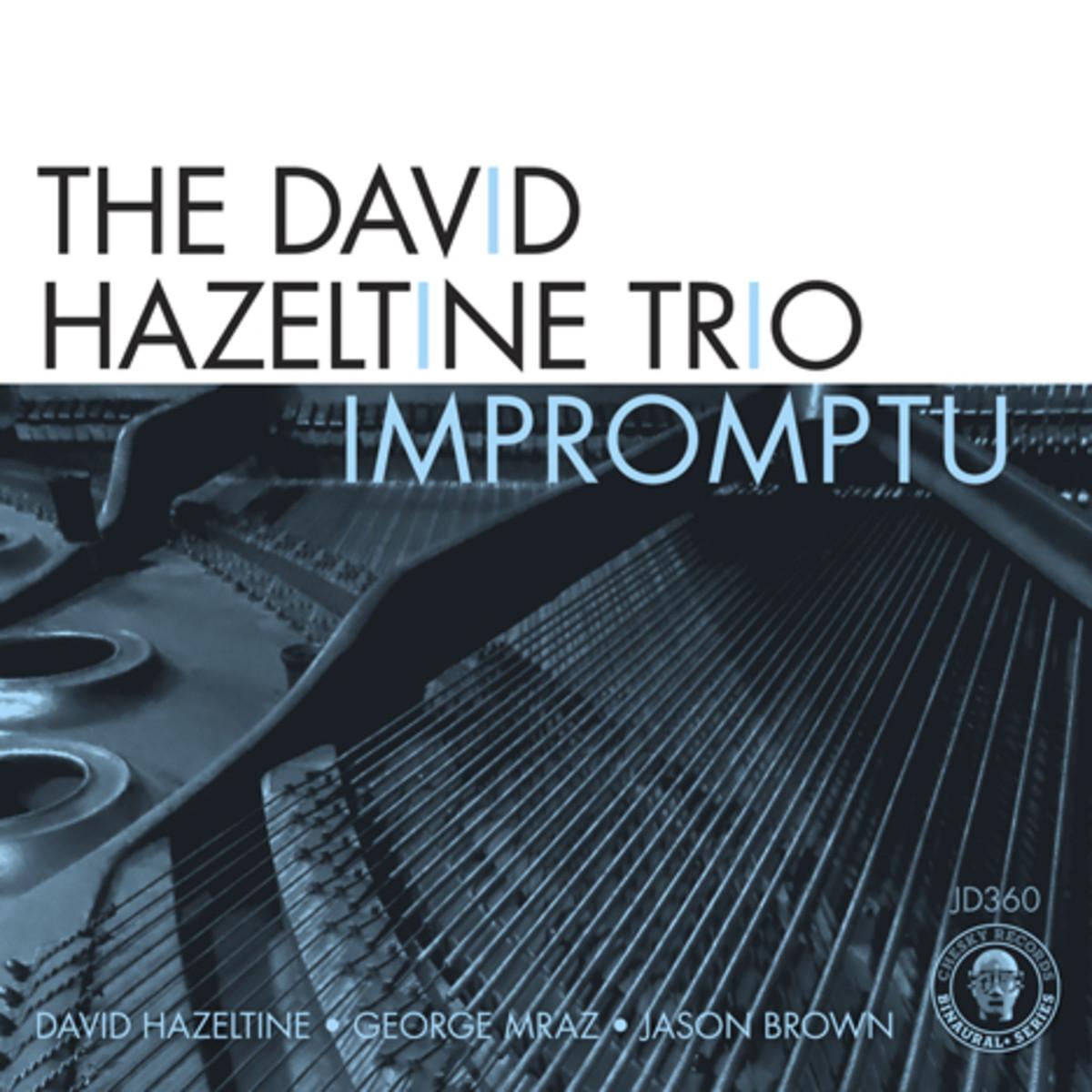 David Hazeltine Trio Impromptu