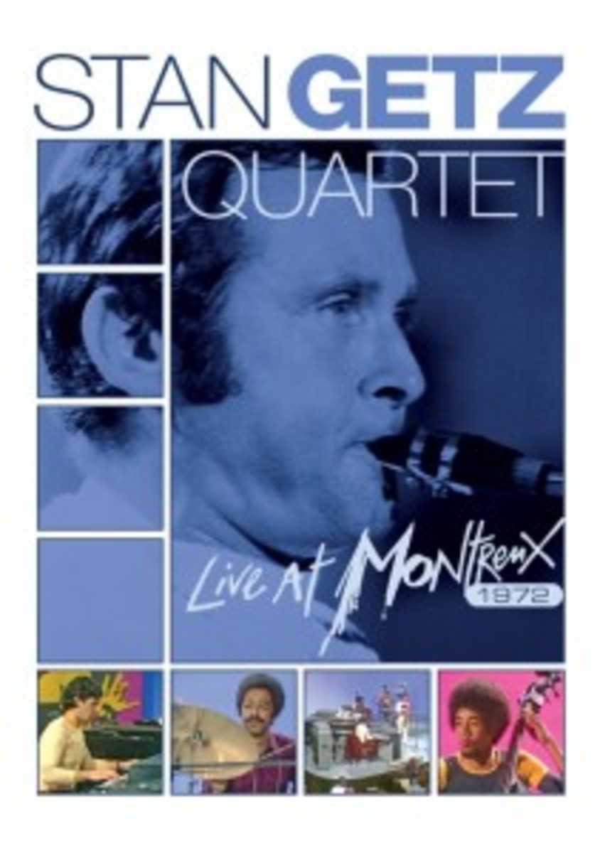 Stan Getz Live at Montreux 1972