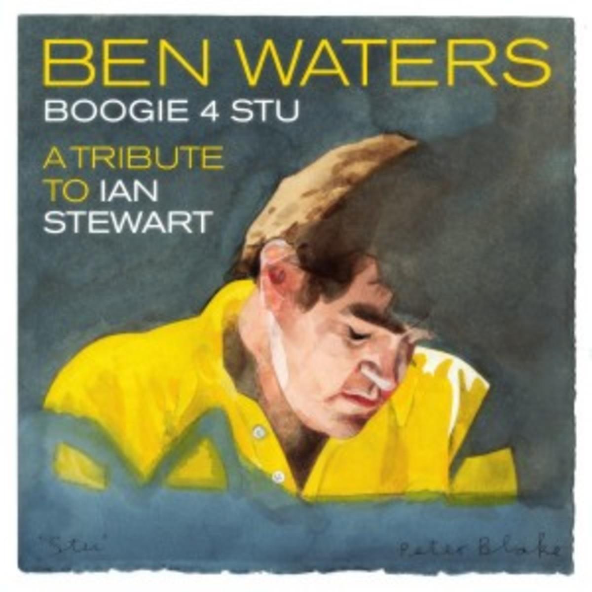 Ben Waters Boogie 4 Stu A Tribute to Ian Stewart