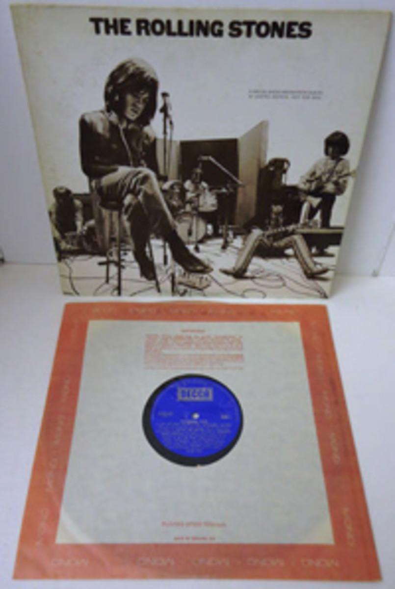 Rolling Stones Demo LP