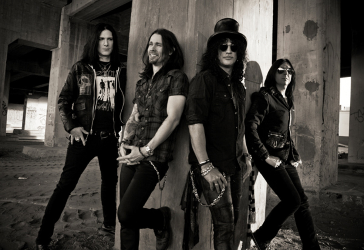 Slash with Myles Kennedy and The Conspirators by Travis Shinn