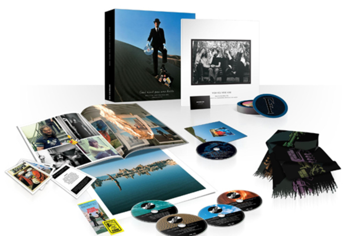 Pink Floyd Wish You Were Here Immersion set