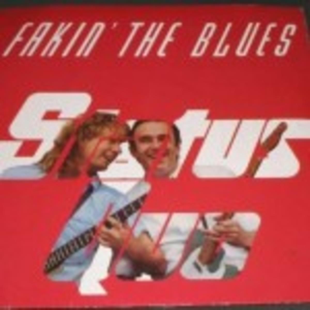 Status Quo Fakin' The Blues