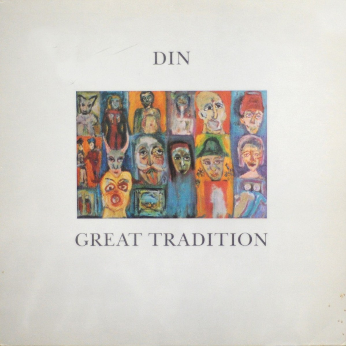 The Din Great Tradition album
