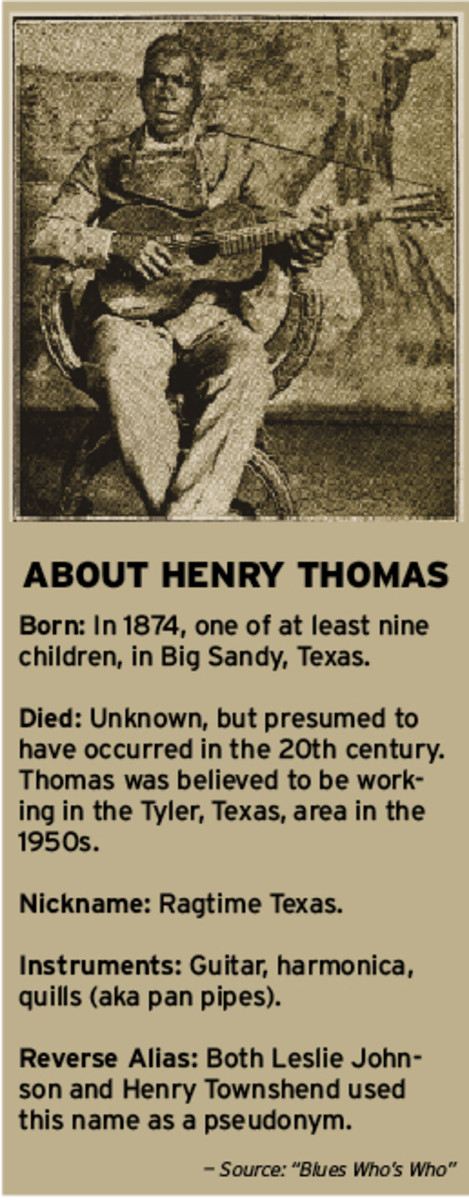 About Henry Thomas