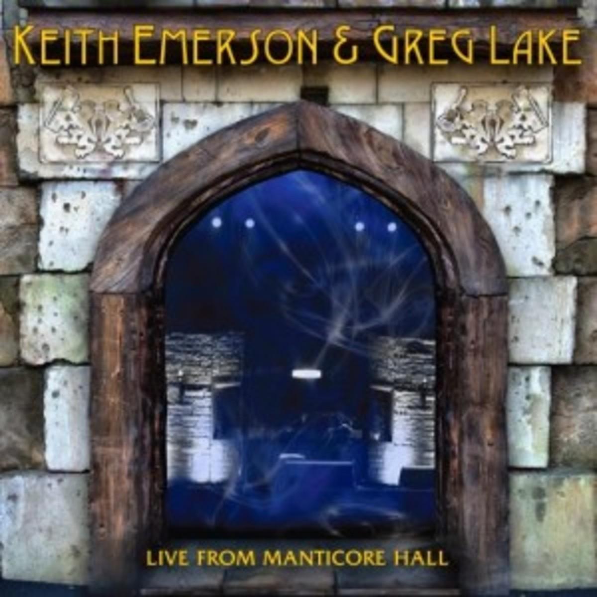 Emerson Lake Live Manticore