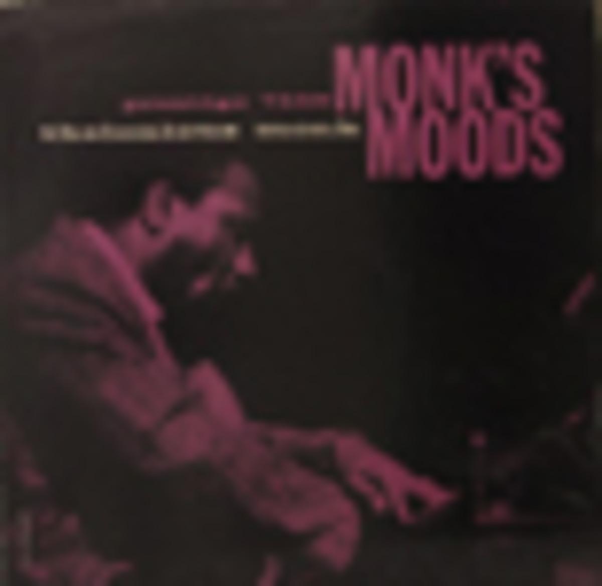 Thelonious Monk Monk's Moods LP