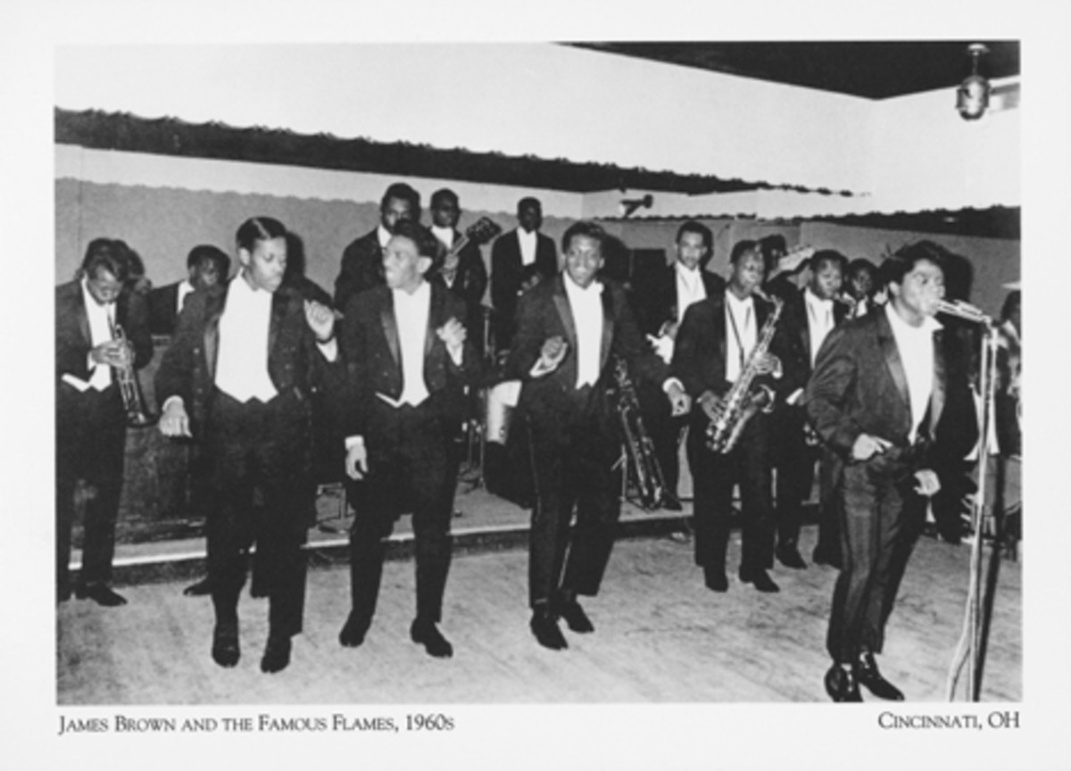 James Brown and His Famous Flames