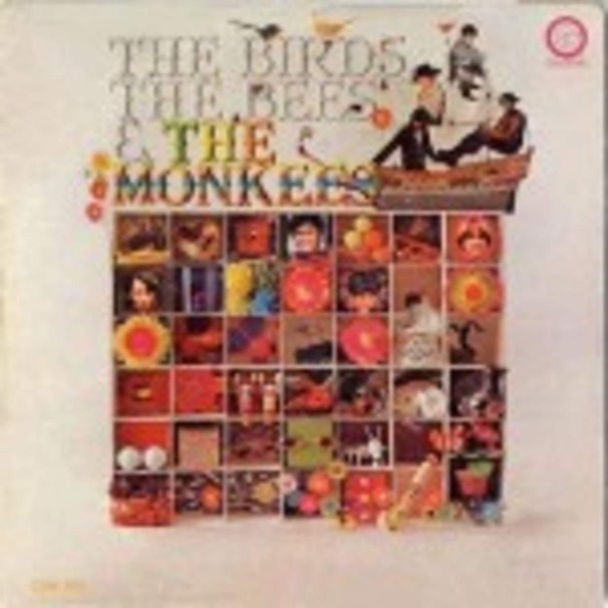 The Birds The Bees and The Monkees