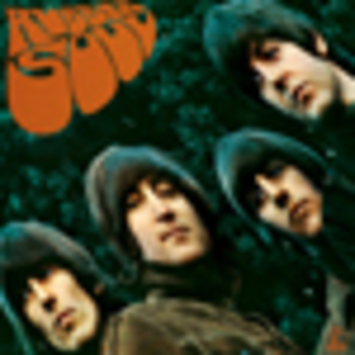 The Beatles Rubber Soul LP