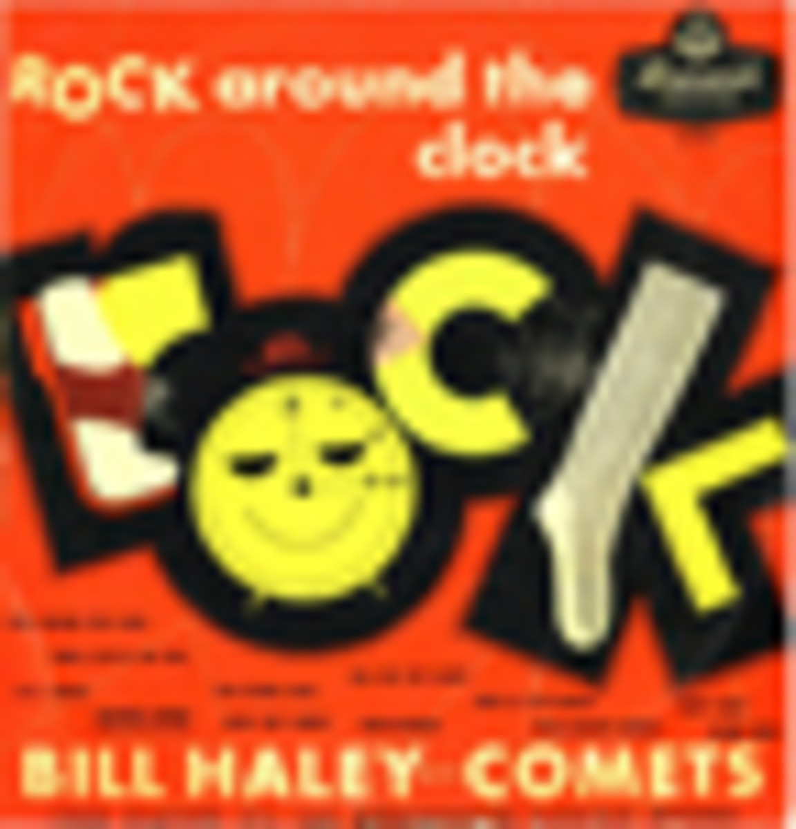 Bill Haley and the Comets Rock around The Clock