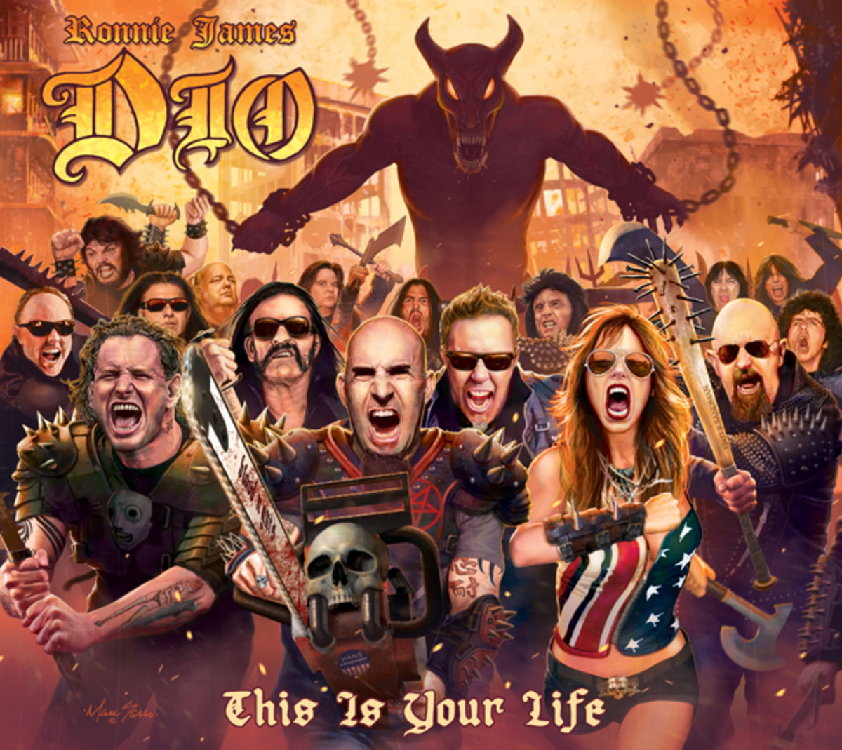 Ronnie James Dio This Is Your Life