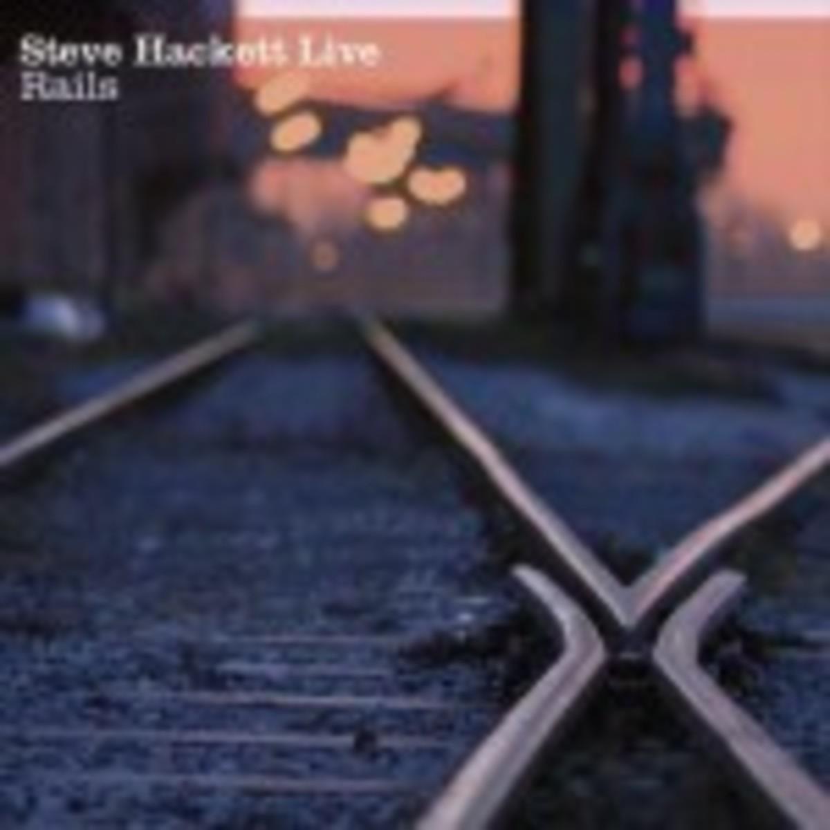 Steve Hackett Live Rails