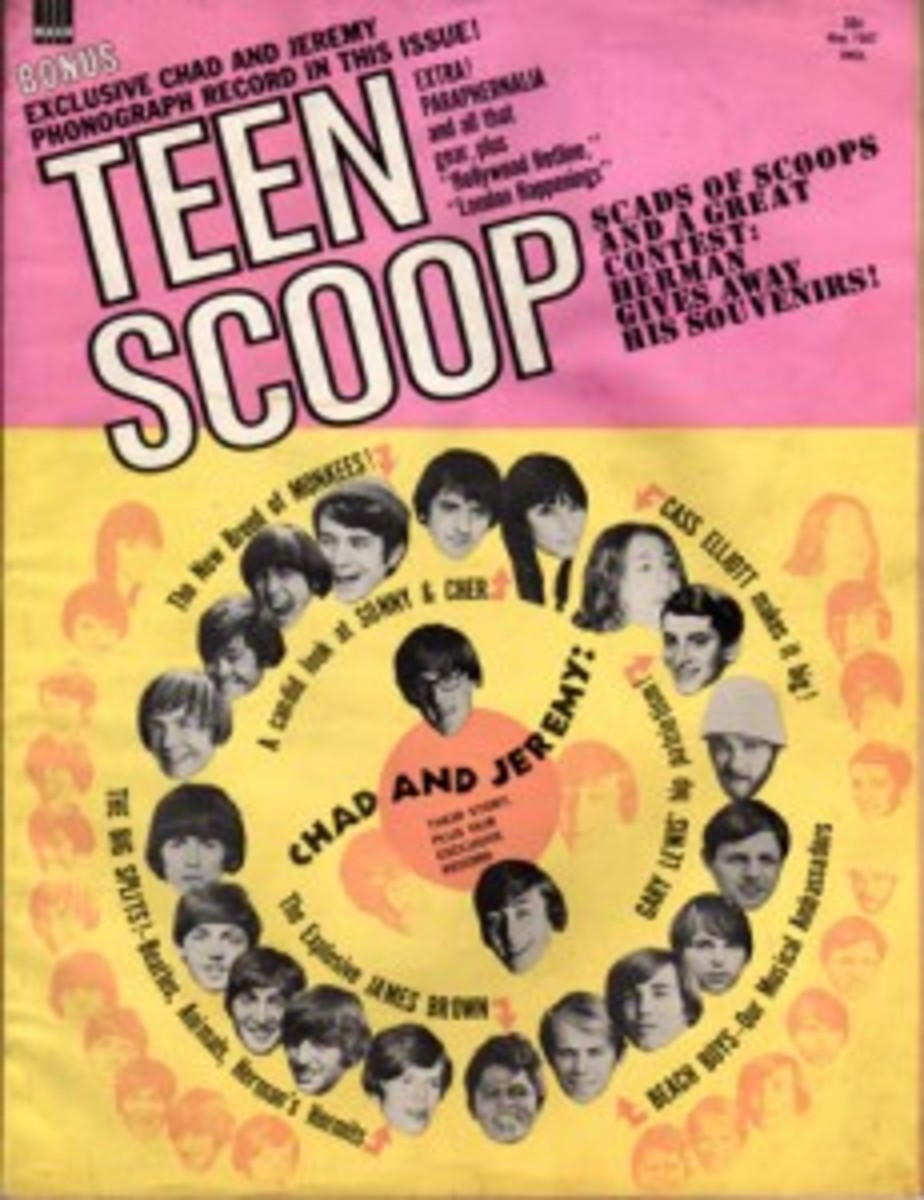 Teen Scoop magazine