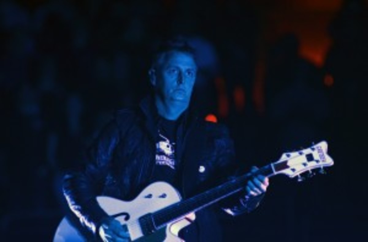 Mike McCready (Photo by Chris M. Junior)