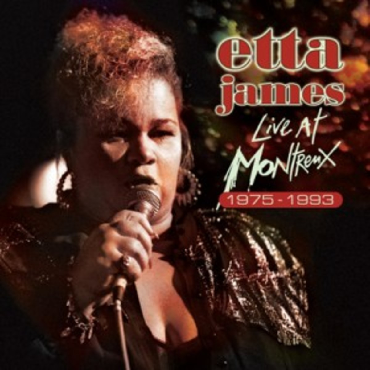 Etta James Live At Montreux