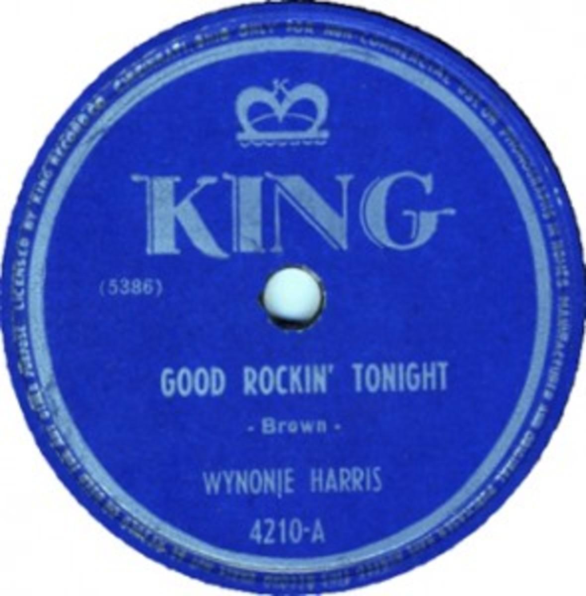 Wynonie Harris Good Rockin Tonight