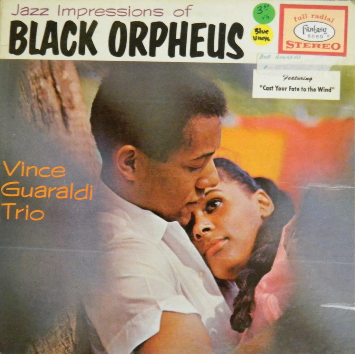 Vince Guaraldi Trio Black Orpheus