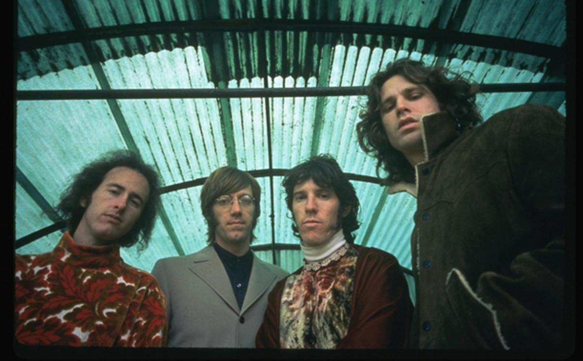 The Doors publicity photo courtesy Rhino Records