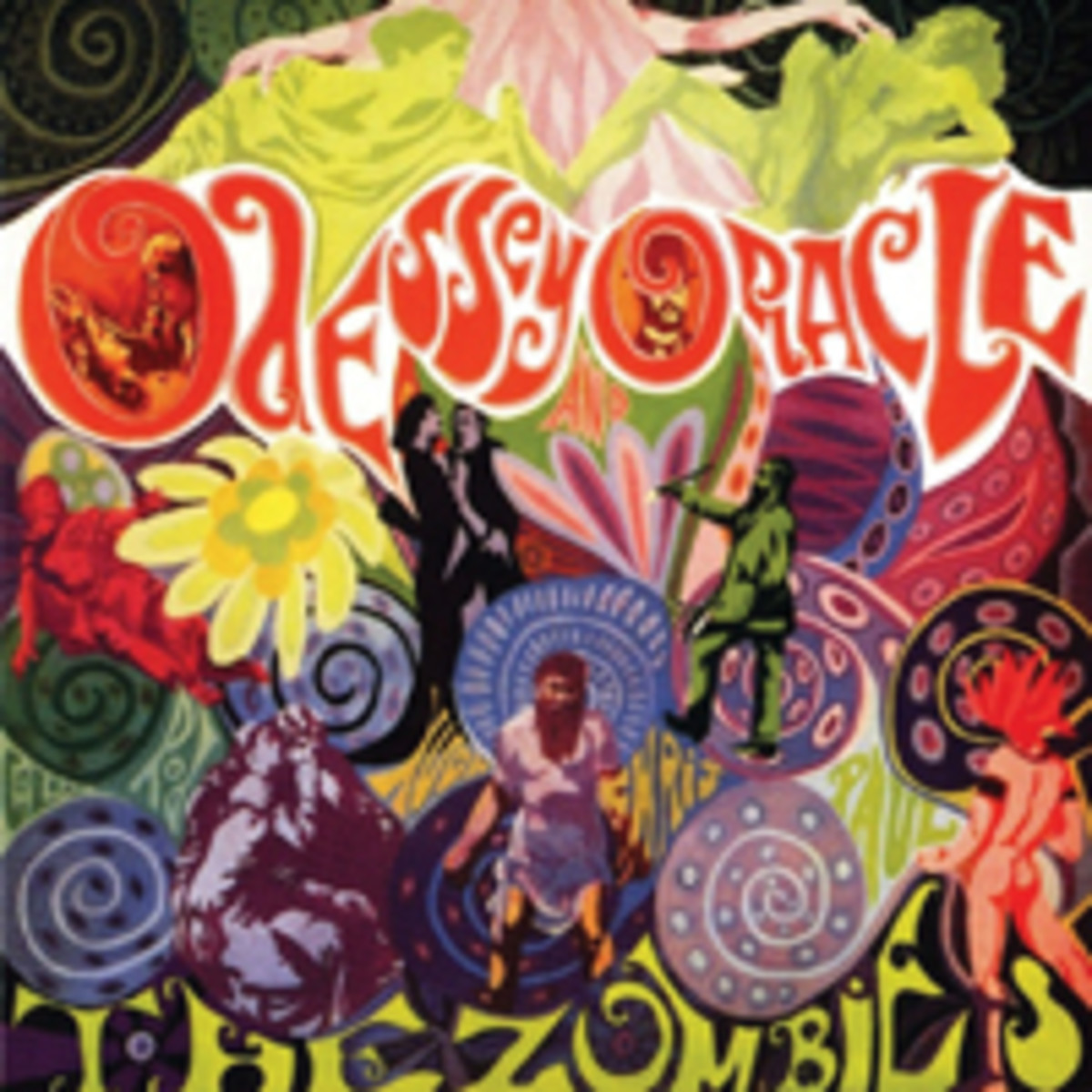 The Zombies Odessy and Oracle
