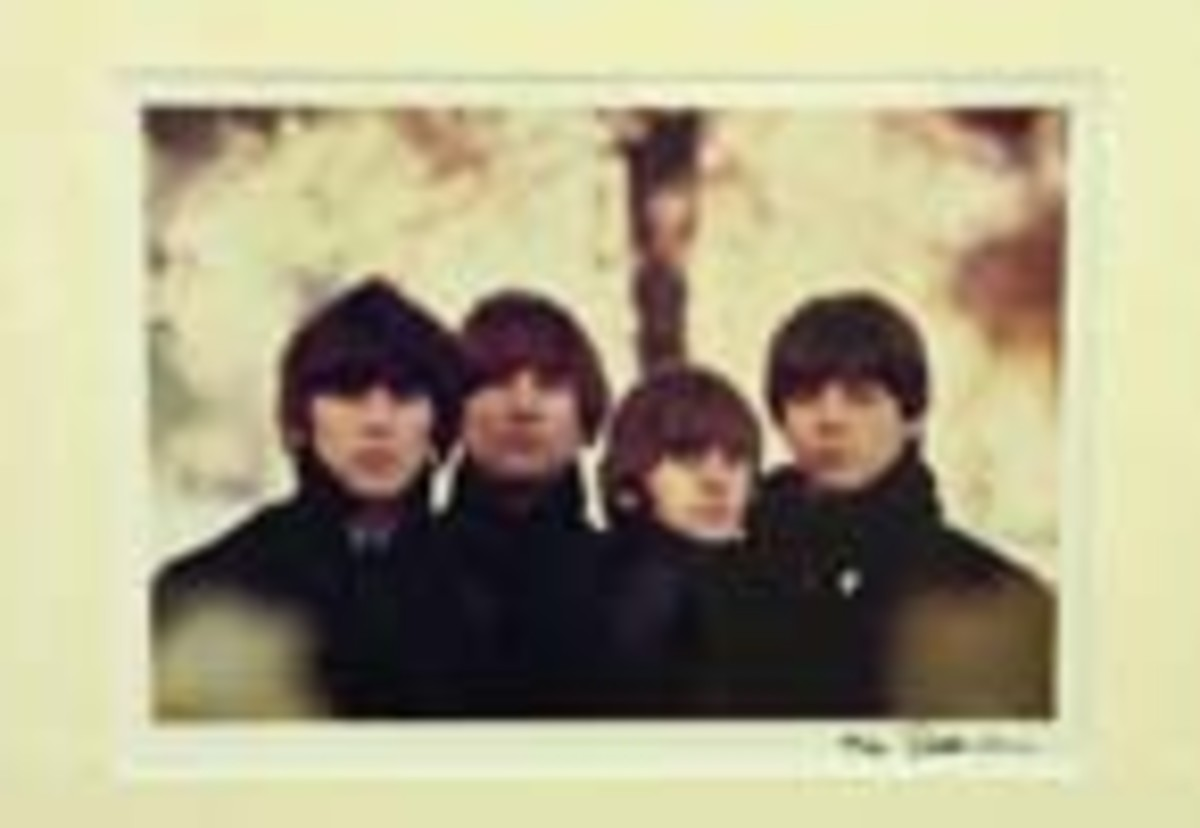 Beatles For Sale photograph