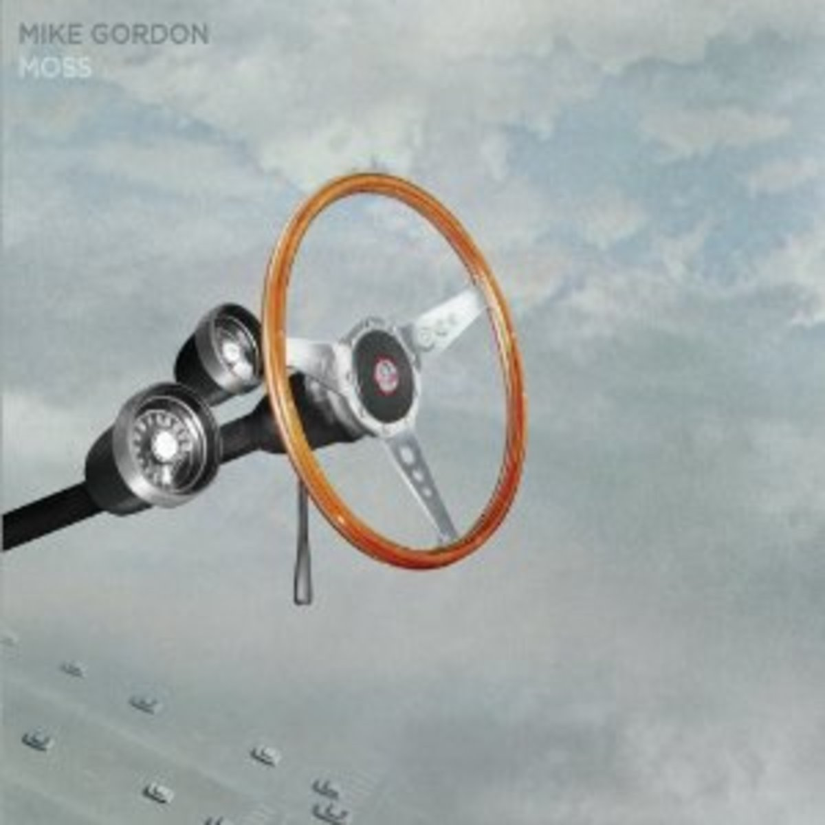 """Mike Gordon's latest solo effort is """"Moss"""" on Rounder Records."""
