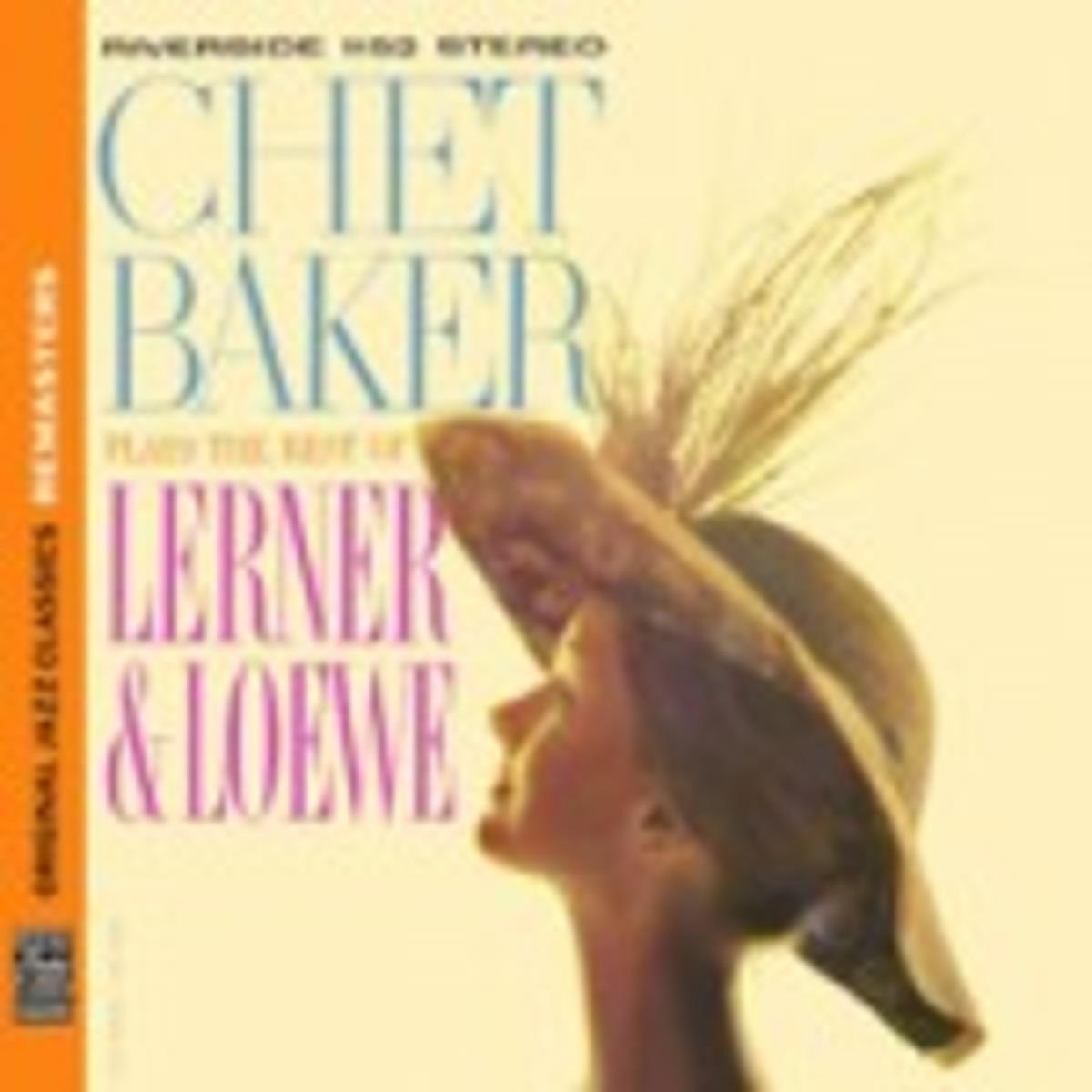 Chet Baker Lerner and Loewe