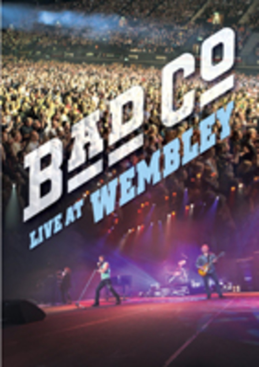 Bad Company Live At Wembley