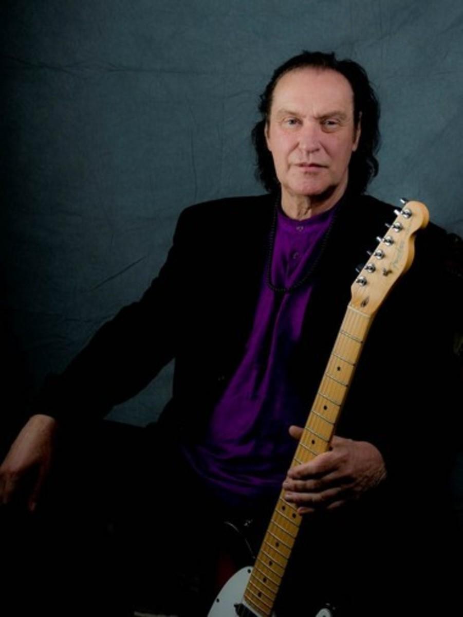 Dave Davies Kinks guitarist