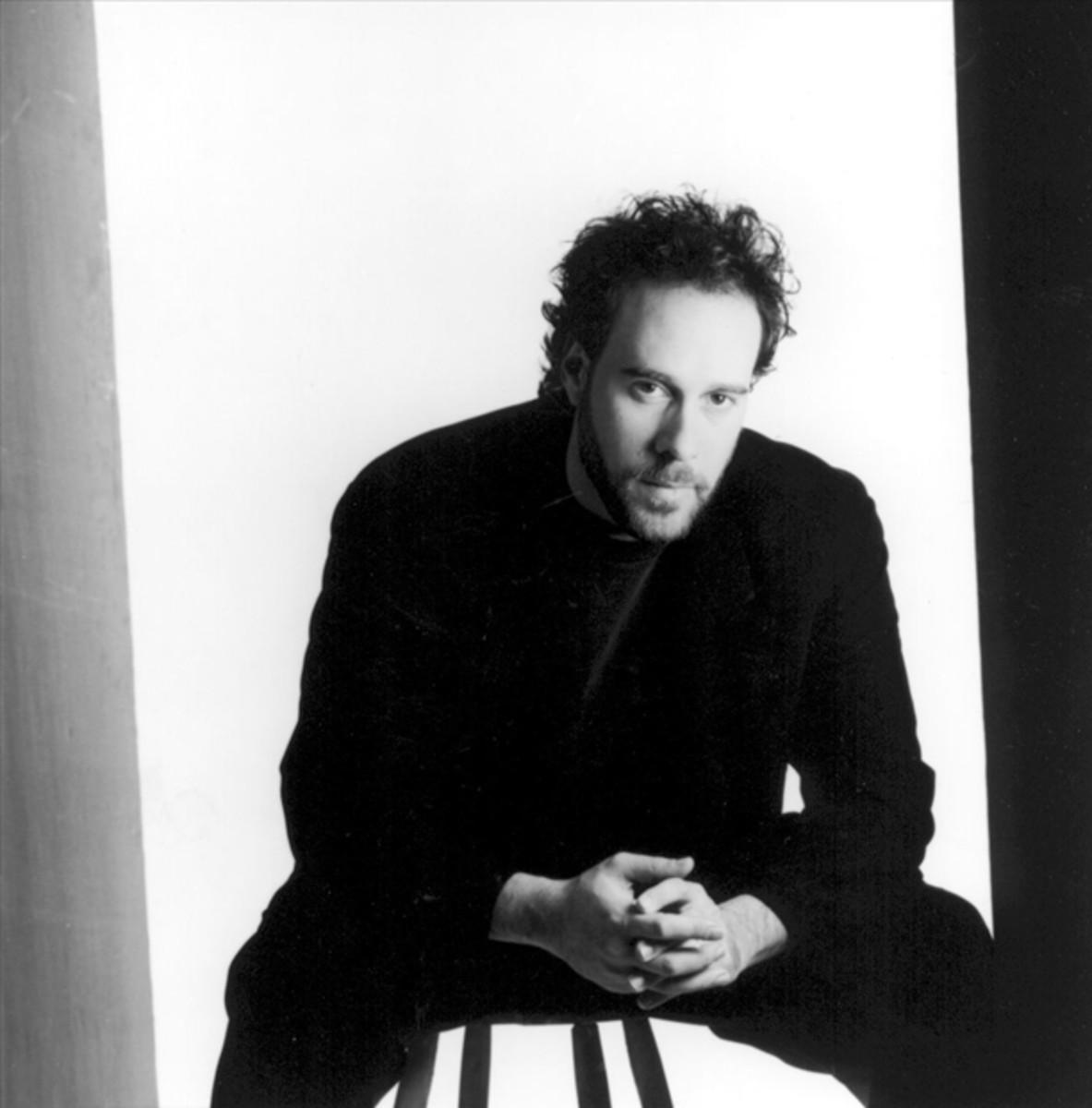 Marc Cohn early promo photo
