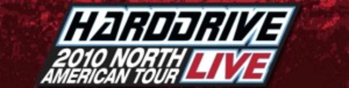 Hard Drive Live Tour 2010