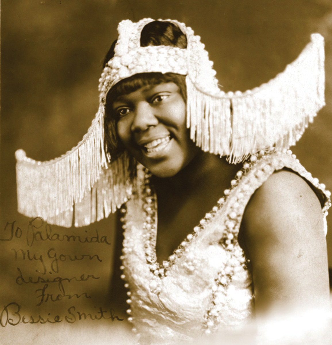 Bessie Smith photo courtesy Blues Images.