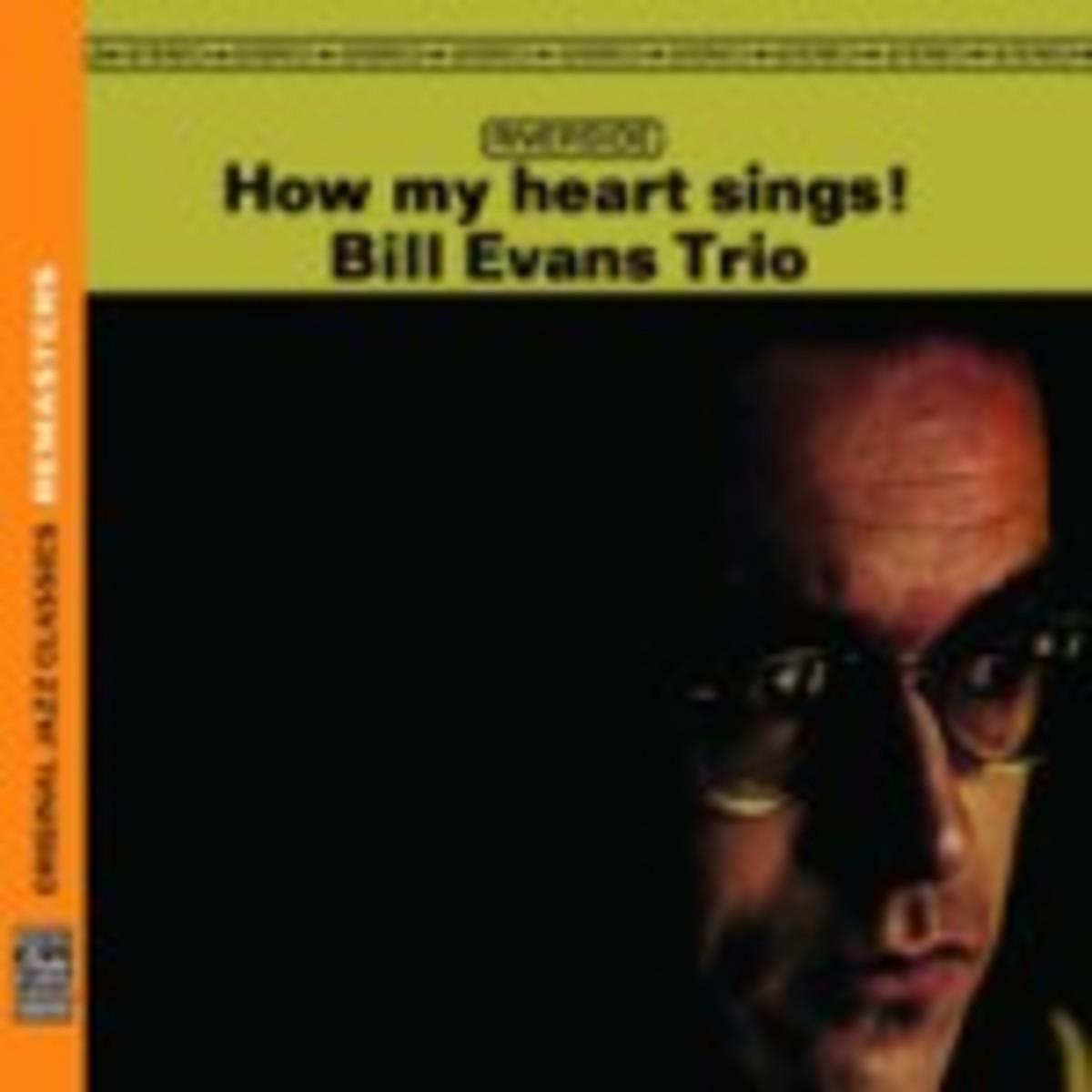 Bill Evans Trio How My Heart Sings