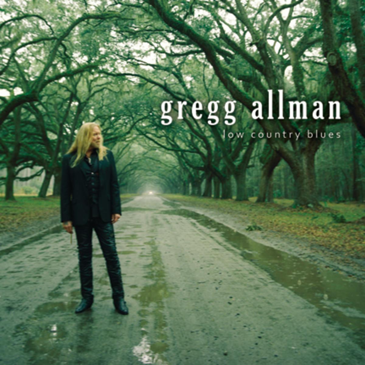 Gregg Allman Low Country Blues album