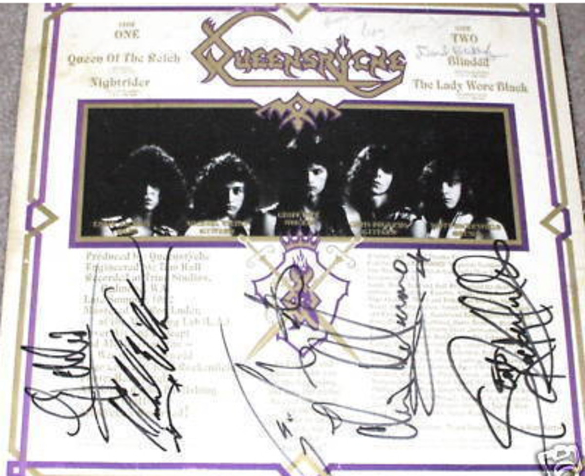 Queensryche_EP_Signed