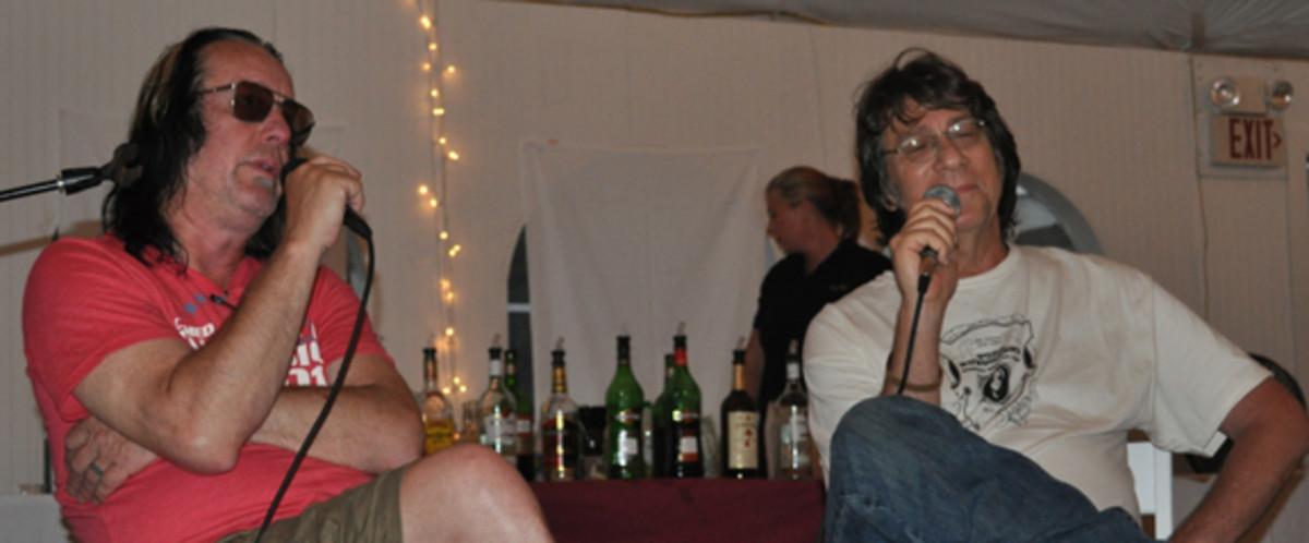 Todd Rundgren camp
