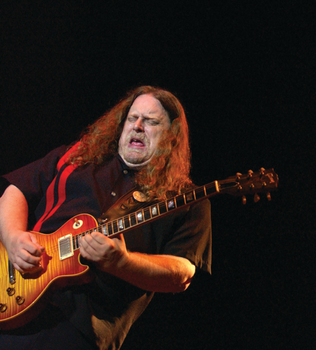 Warren Haynes. Photo by R. Diamond/WireImage.