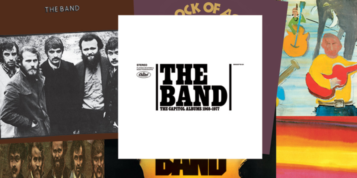 Band-collage