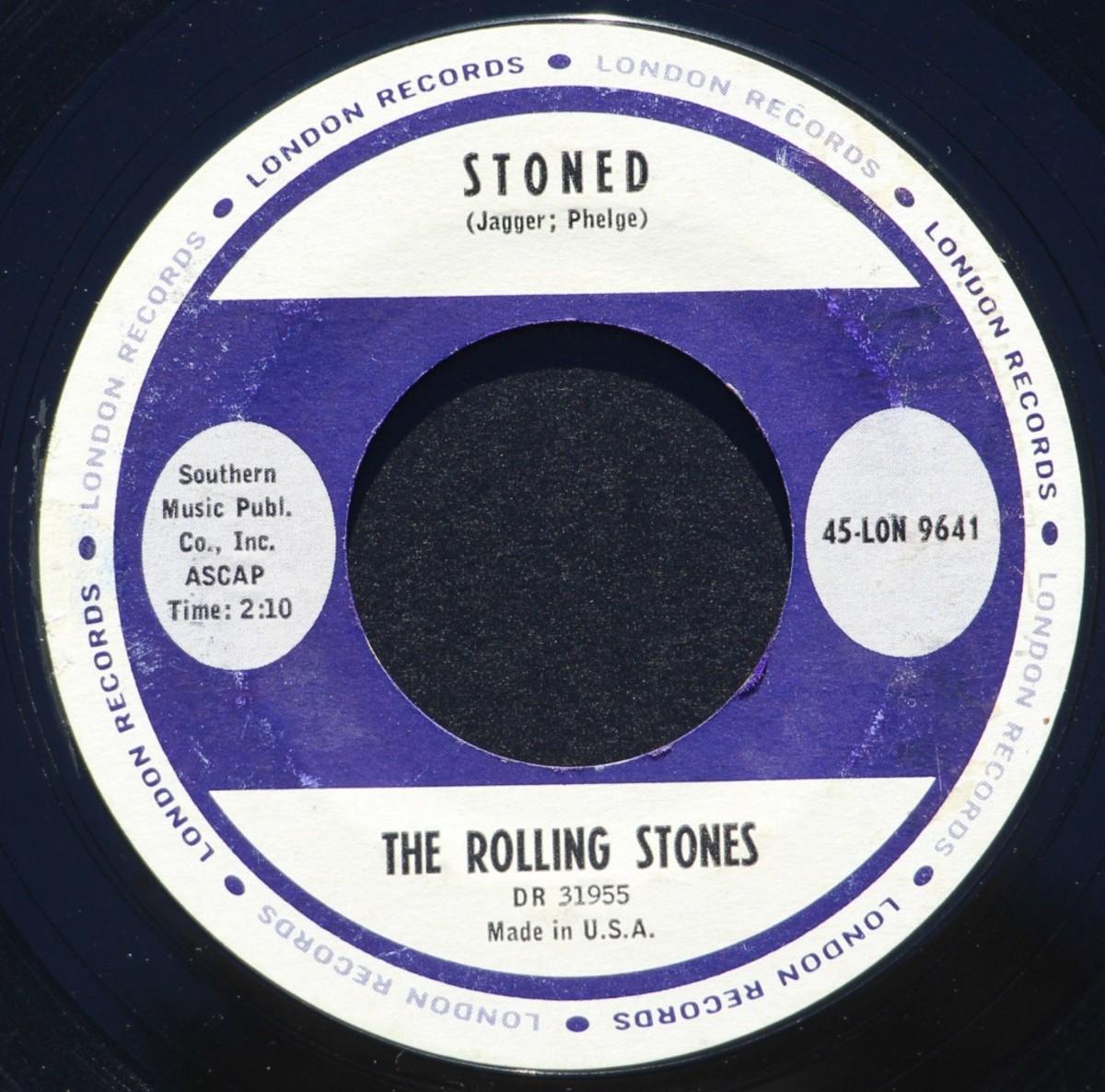 Stones-stoned