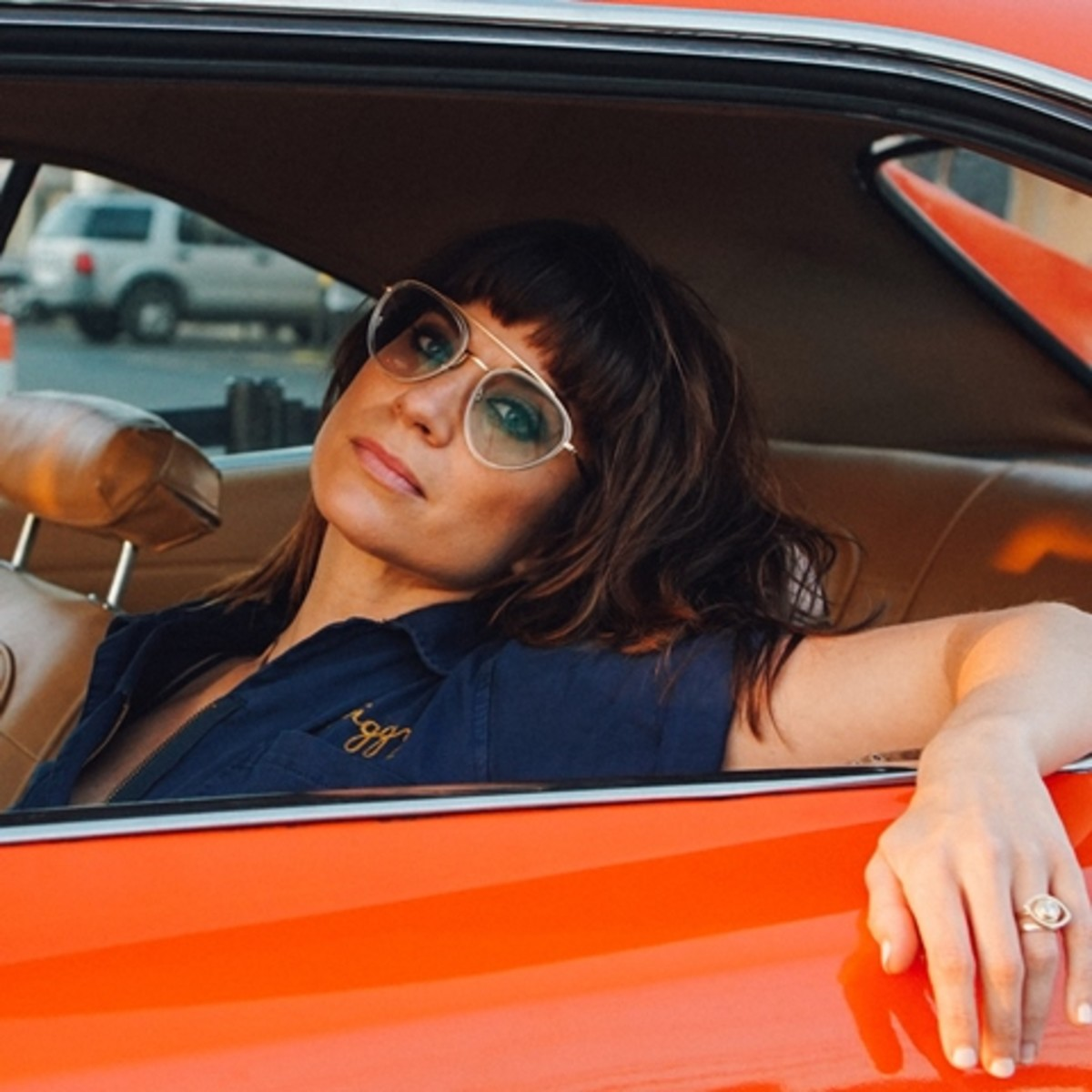 """Nicole Atkins is currently touring in support of her fourth album, which is titled """"Goodnight Rhonda Lee."""" (Photo by Anna Webber)"""